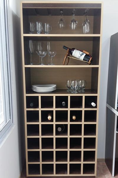 Carpinteria a medida mobilex muebles a medida for Muebles para vinotecas